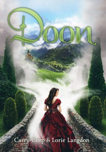 "Book Cover for ""Doon"" by Lorie Langdon & Carey Corp"
