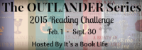 Outlander 2015 Reading Challenge Accepted