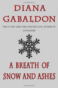 "Book Cover for ""A Breath of Snow and Ashes (Outlander, #6)"" by Diana Gabaldon"
