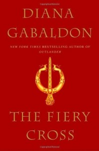 "Book Cover for ""The Fiery Cross (Outlander, #5)"" by Diana Gabaldon"
