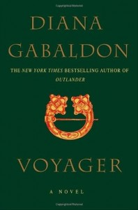 "Book Cover for ""Voyager (Outlander, #3)"" by Diana Gabaldon"