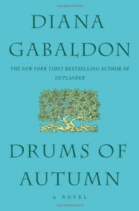 "Book Cover for ""Drums of Autumn (Outlander, #4)"" by Diana Gabaldon"