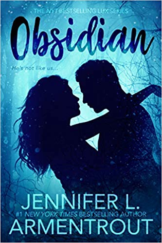 "Book Cover for ""Obsidian"" by Jennifer L. Armentrout"