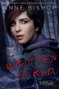 "Book Cover for ""Written in Red"" by Anne Bishop"