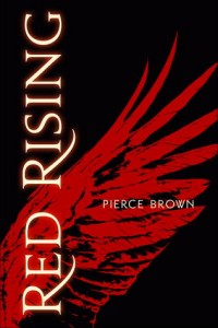 "Book Cover for ""Red Rising"" by Pierce Brown"