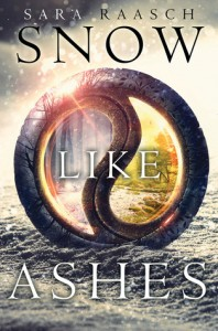 "Book Cover for ""Snow Like Ashes"" by Sara Raasch"
