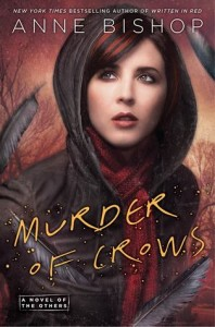 "Book Cover for ""Murder of Crows"" by Anne Bishop"