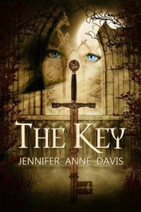 "Book Cover for ""The Key"" by Jennifer Anne Davis"