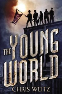 "Book Cover for ""The Young World"" by Chris Weitz"