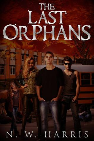 Review: The Last Orphans by N.W. Harris