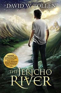 "Book Cover for ""The Jericho River"" by David W. Tolken"