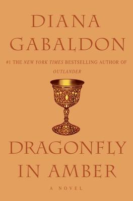 "Book Cover for ""Dragonfly in Amber (Outlander, #2)"" by Diana Gabaldon"