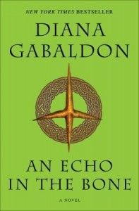 "Book Cover for ""An Echo in the Bone (Outlander, #7)"" by Diana Gabaldon"