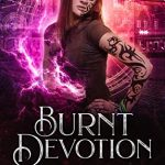 "Book Cover for ""Burnt Devotion"" by Rebecca Ethington"