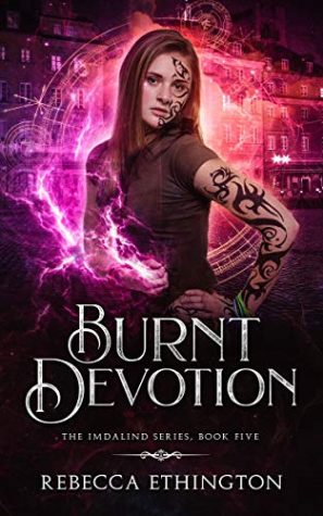 Review: Burnt Devotion by Rebecca Ethington