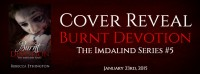 COVER REVEAL: Burnt Devotion by Rebecca Ethington
