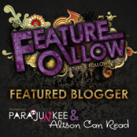 Feature and Follow Friday #2 – FEATURED BLOGGER!!!