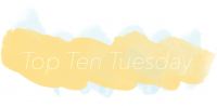 Top Ten Tuesday #26 – Bookish Confessions