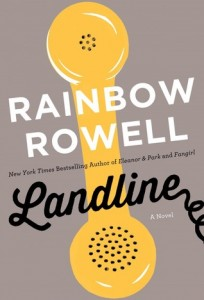 "Book Cover for ""Landline"" by Rainbow Rowell"