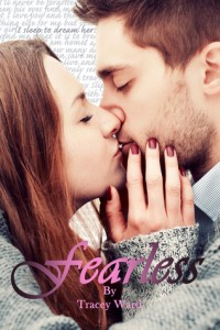 """Book Cover for """"Fearless"""" by Tracey Ward"""