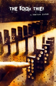 """Book Cover for """"The Book Thief"""" by Markus Zusak"""