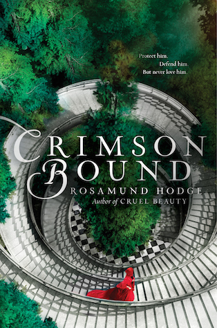 Weekend Reads #32 – Crimson Bound by Rosamund Hodge