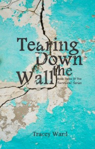 "Book Cover for ""Tearing Down the Wall"" by Tracey Ward"