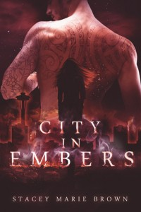 "Book Cover for ""City in Embers"" by Stacey Marie Brown"