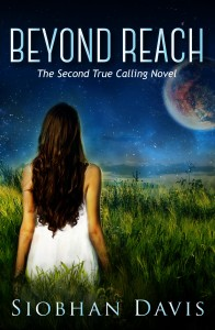 "Book Cover for ""Beyond Reach"" by Siobhan Davis"