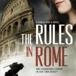 "Book Cover for ""The Rules in Rome"" by A.L. Sowards"