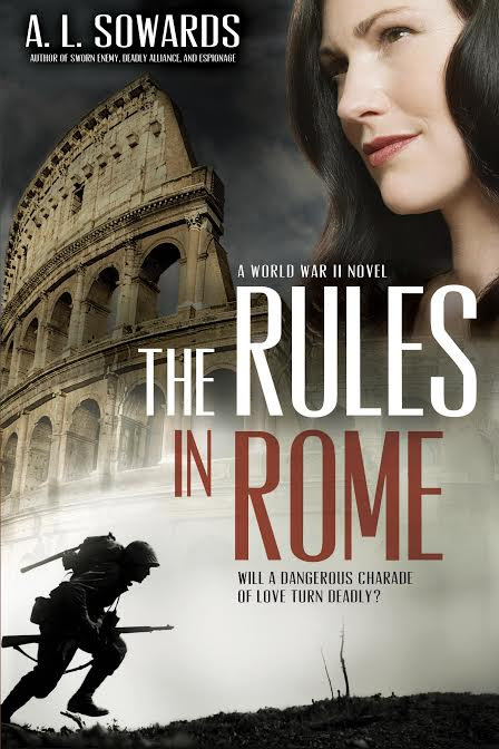 Weekend Reads #23 – The Rules in Rome by A.L. Sowards