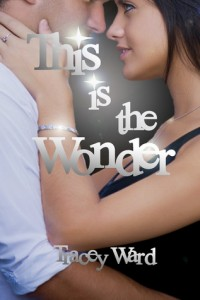 "Book Cover for ""This is the Wonder"" by Tracey Ward"