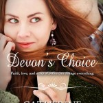 "Book Cover for ""Devon's Choice"" by Catherine Bennett"