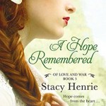"Book Cover for ""A Hope Remembered"" by Stacy Henrie"