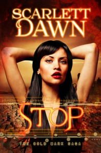 "Book Cover for ""Stop (Cold Mark, #3)"" by Scarlett Dawn"