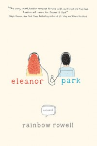 "Book Cover for ""Eleanor & Park"" by Rainbow Rowell"