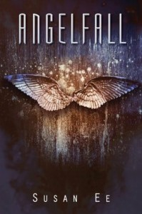 """Book Cover for """"Angelfall"""" by Susan Ee"""