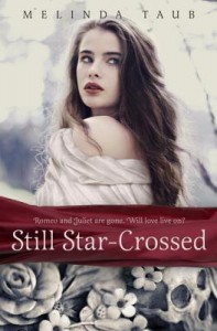 "Book Cover for ""Still Star-Crossed"" by Melinda Taub"