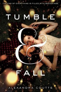 """Book Cover for """"Tumble & Fall"""" by Alexandra Coutts"""