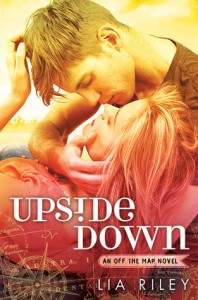 "Book Cover for ""Upside Down"" by Lia Riley"