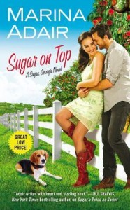 """Book Cover for """"Sugar on Top"""" by Marina Adair"""