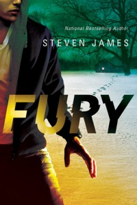 "Book Cover for ""Fury"" by Steven James"