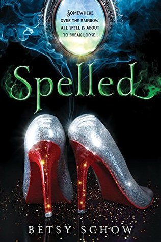 Waiting on Wednesday #15 – Spelled by Betsy Schow