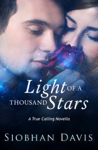"Book Cover for ""Light of a Thousand Stars"" by Siobhan Davis"