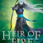 "Book Cover for ""Heir of Fire"" by Sarah J Maas"
