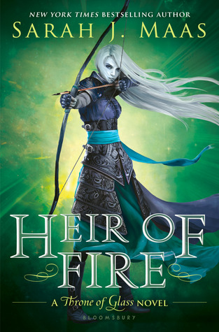 Review: Heir of Fire by Sarah J Maas