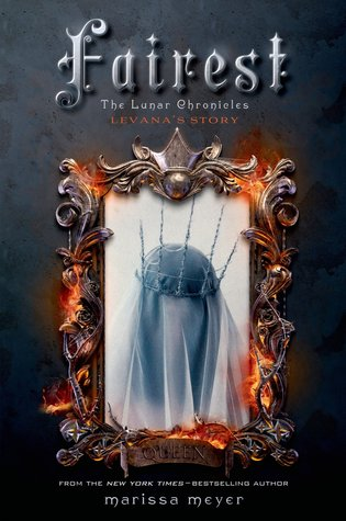 """Book Cover for """"Fairest"""" by Marissa Meyer"""
