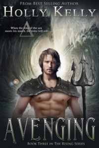 "Book Cover for ""Avenging"" by Holly Kelly"