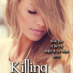 "Book Cover for ""Killing Time"" by Ingrid Nickelsen"
