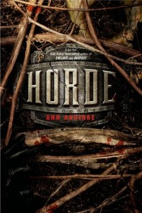 "Book Cover for ""Horde"" by Ann Aguirre"